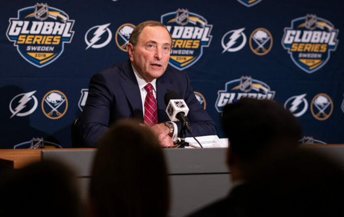 nhl cba negotiations go smooth