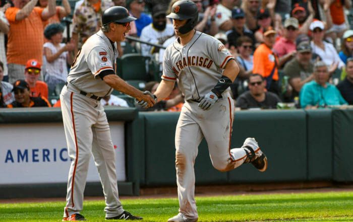 countdown to mlb opening day san francisco giants