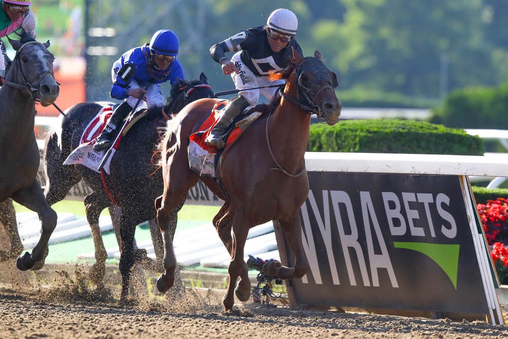 belmont stakes betting odds picks and parlays