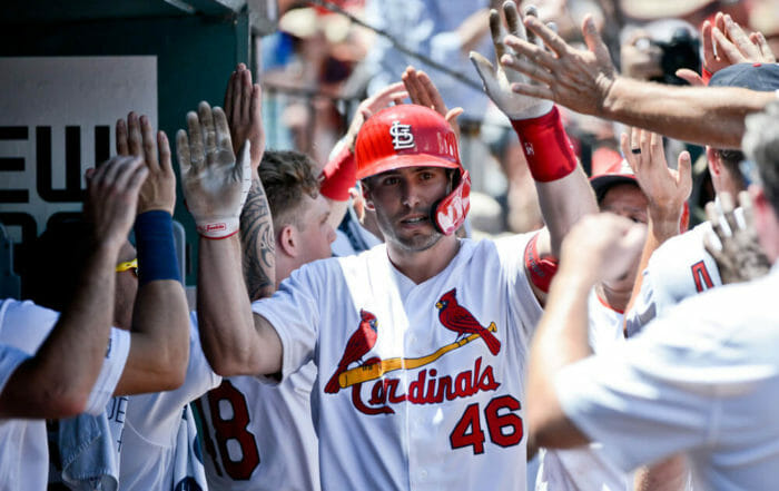 cardinals mlb opening day team