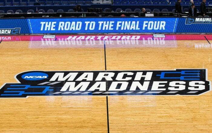 March Madness Court