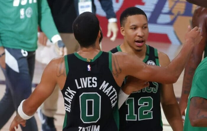 Tatum Celtics Getty Images