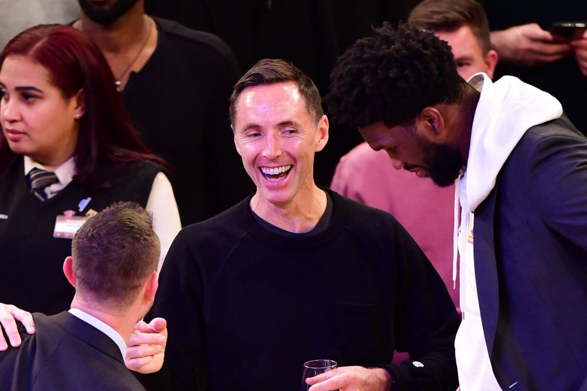 brooklyn nets hire steve nash as head coach